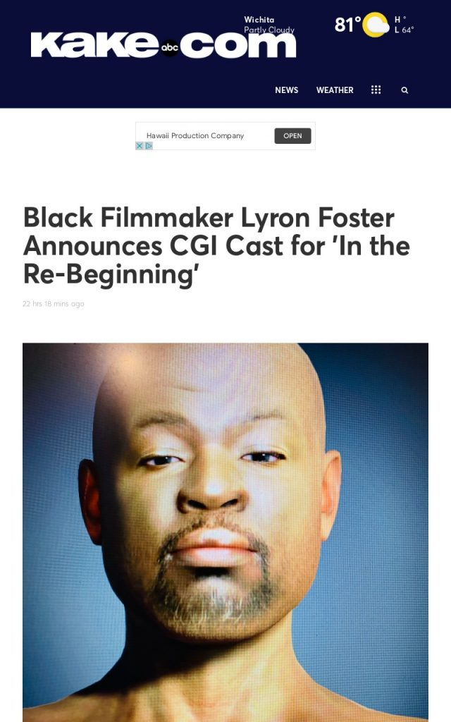 Press Coverage ABC News Lyron Foster